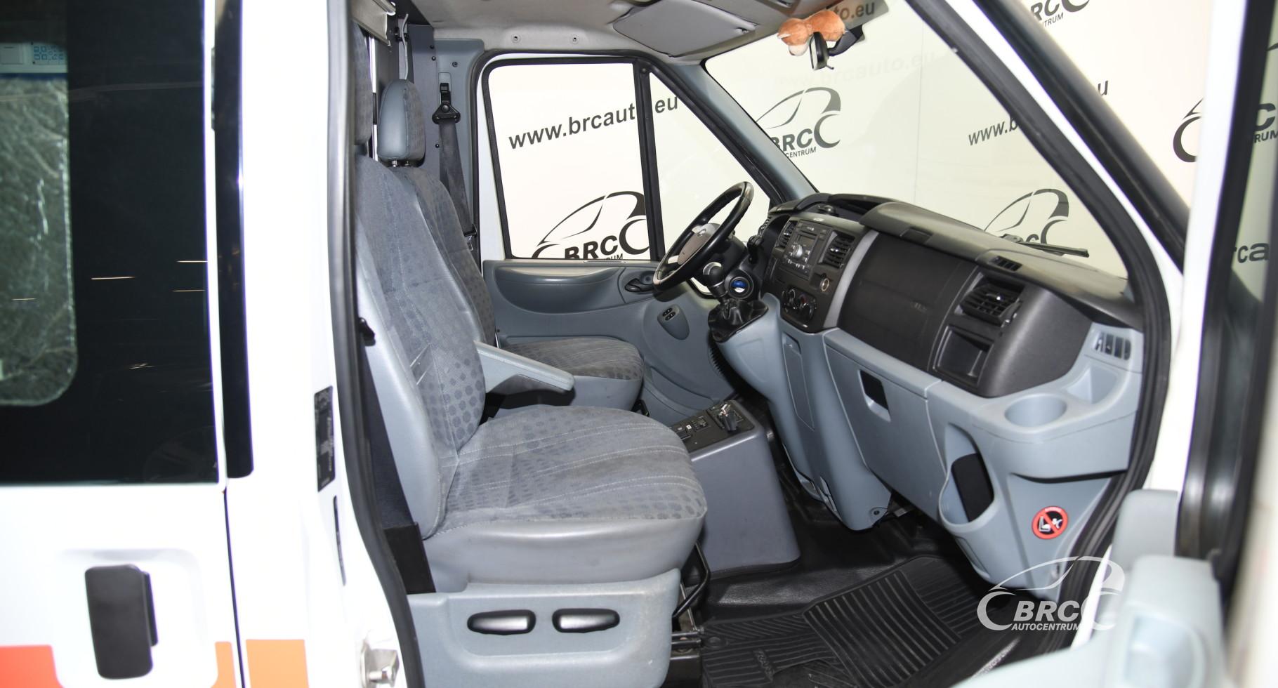 Ford Transit 2.2 TDCi Ambuliner II