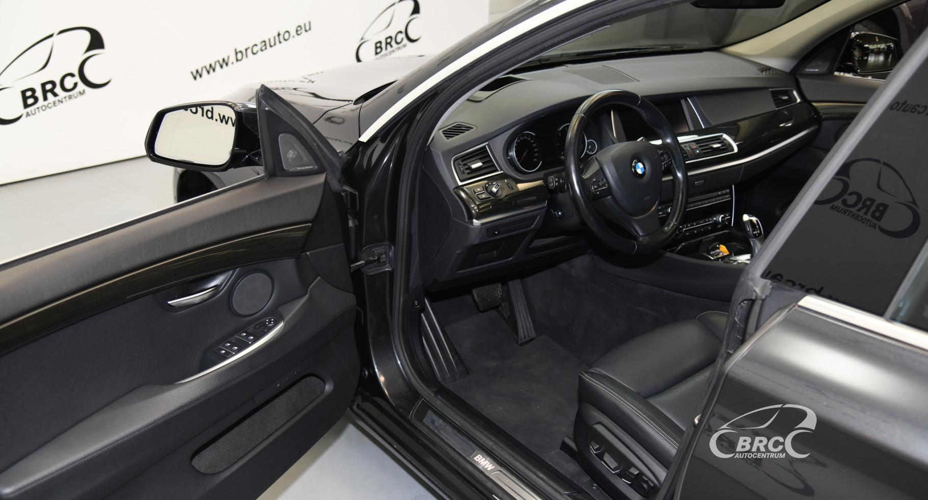 BMW 530 Gran Turismo Luxury Xdrive Automatas