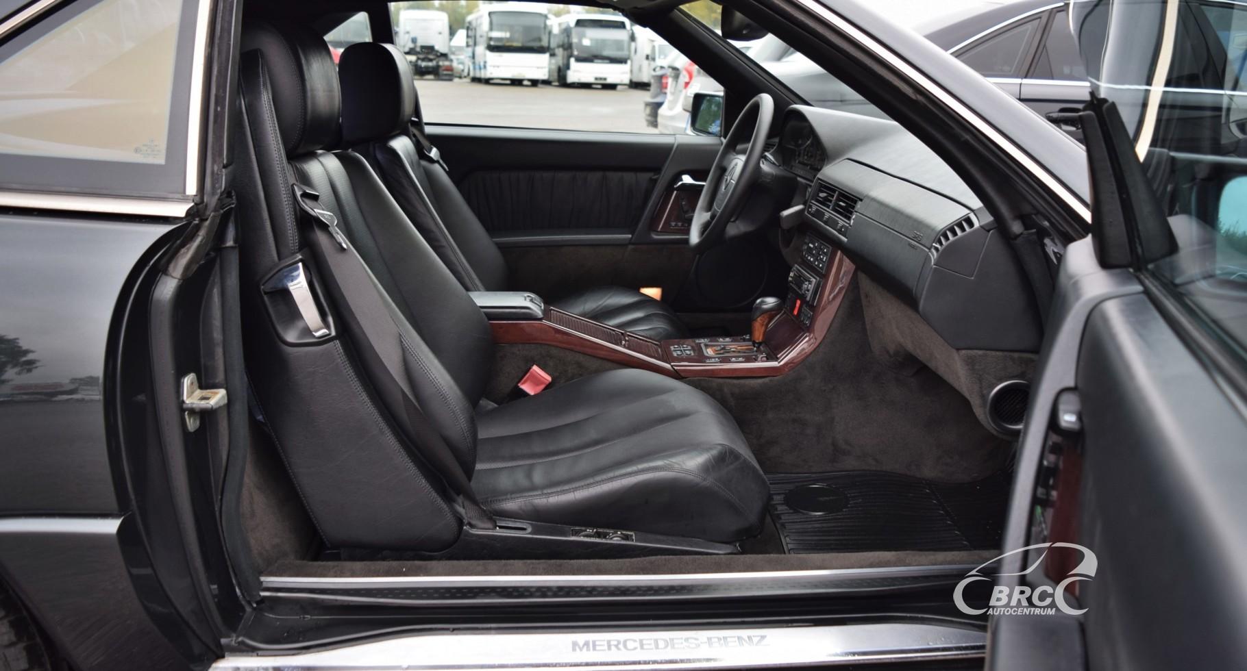 Mercedes-Benz SL 600 AMG V12 A/T