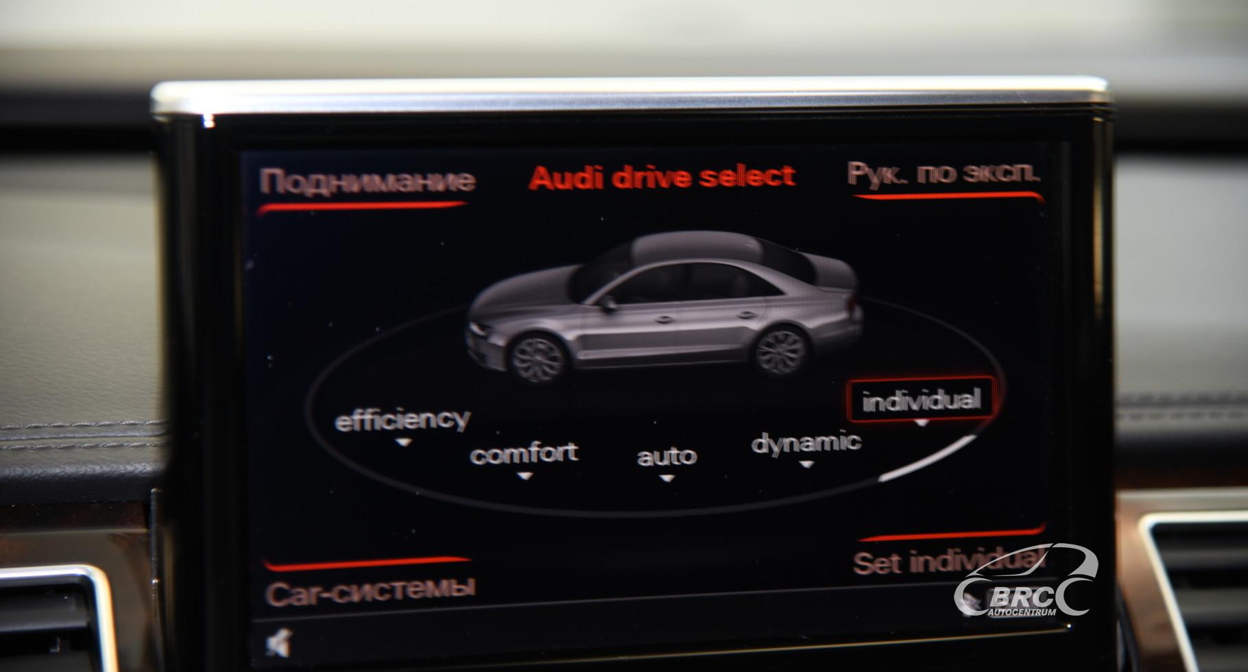 Audi A8 3.0 TDI Long Quattro Automatas