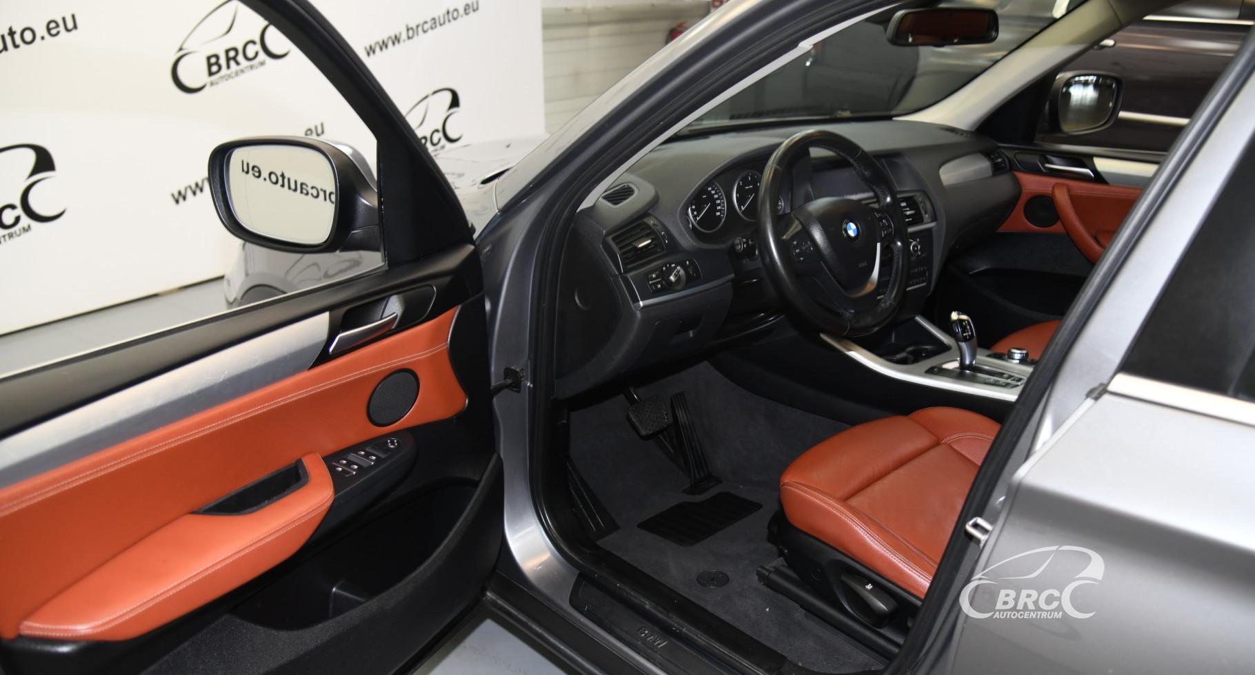 BMW X3 xDrive30d Automatas