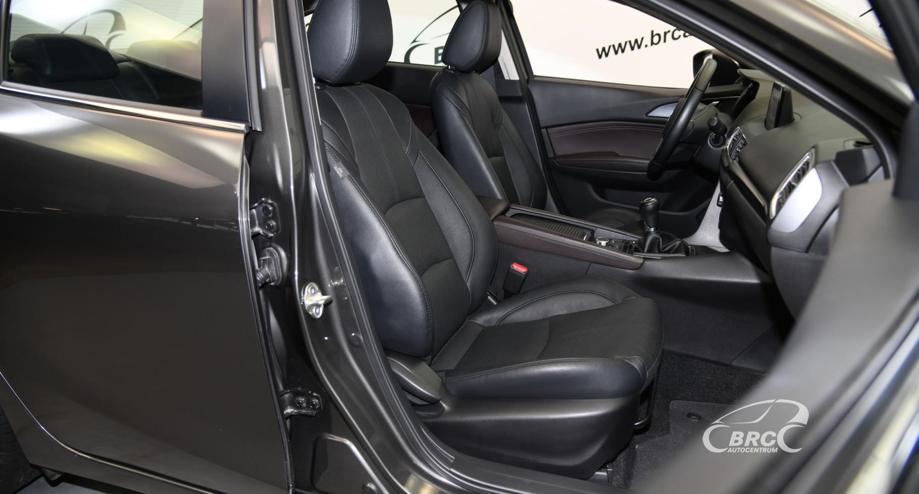 Mazda 3 2.5i Sky Active
