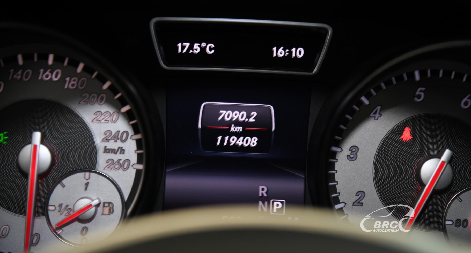 Mercedes-Benz CLA 250 AMG Automatas