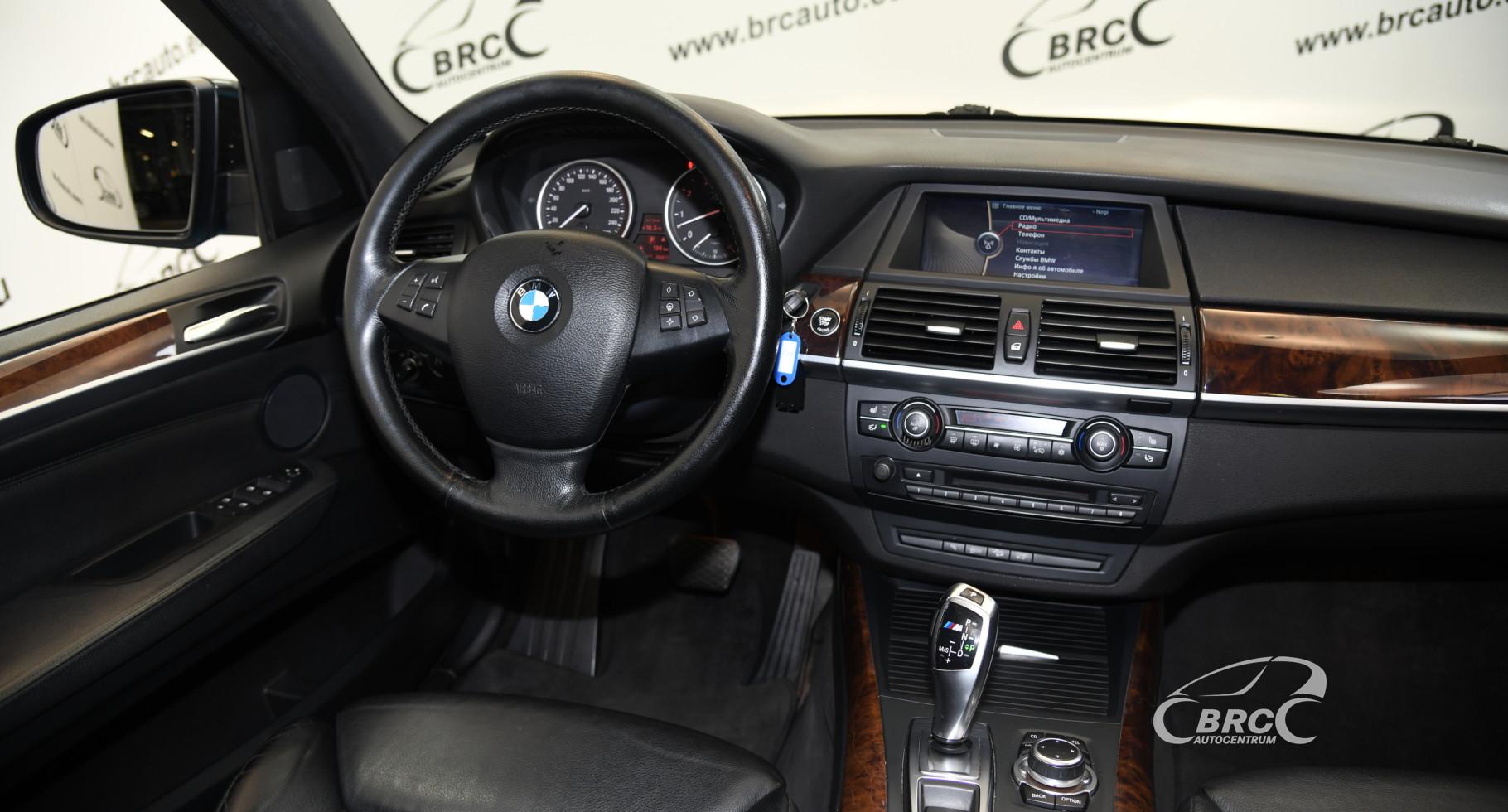 BMW X5 4.8i M-Pakett Automatas