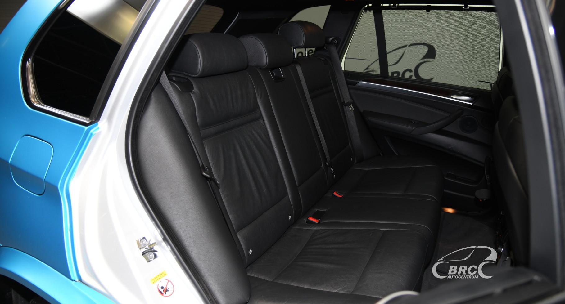 BMW X5 4.8i M-Paket Automatas