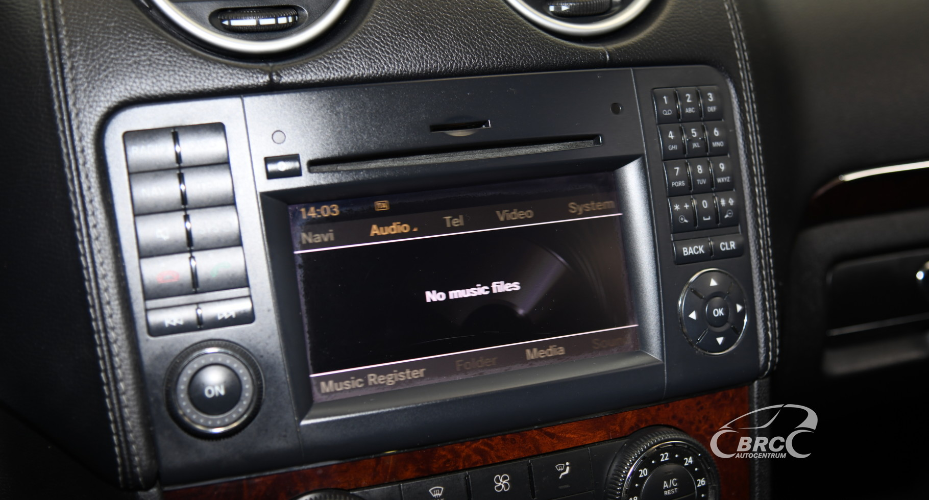 Mercedes-Benz GL 350 Bluetec 4Matic Automatas