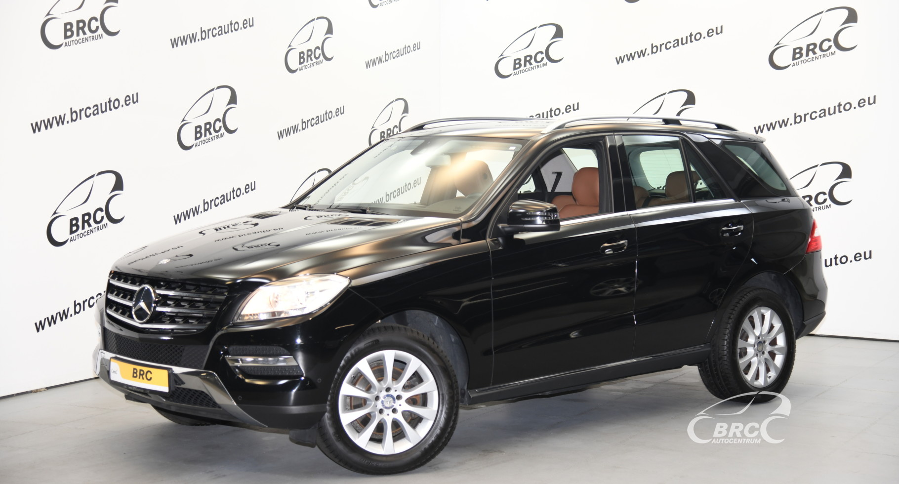 Mercedes-Benz ML 250 BLUETEC 4Matic Automatas
