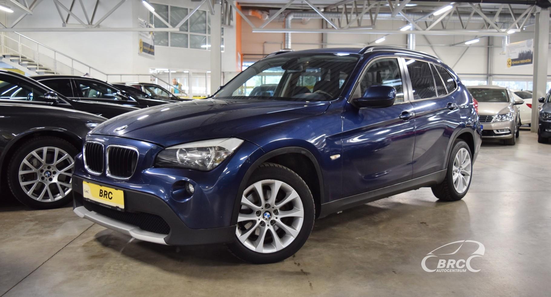 BMW X1 D A/T