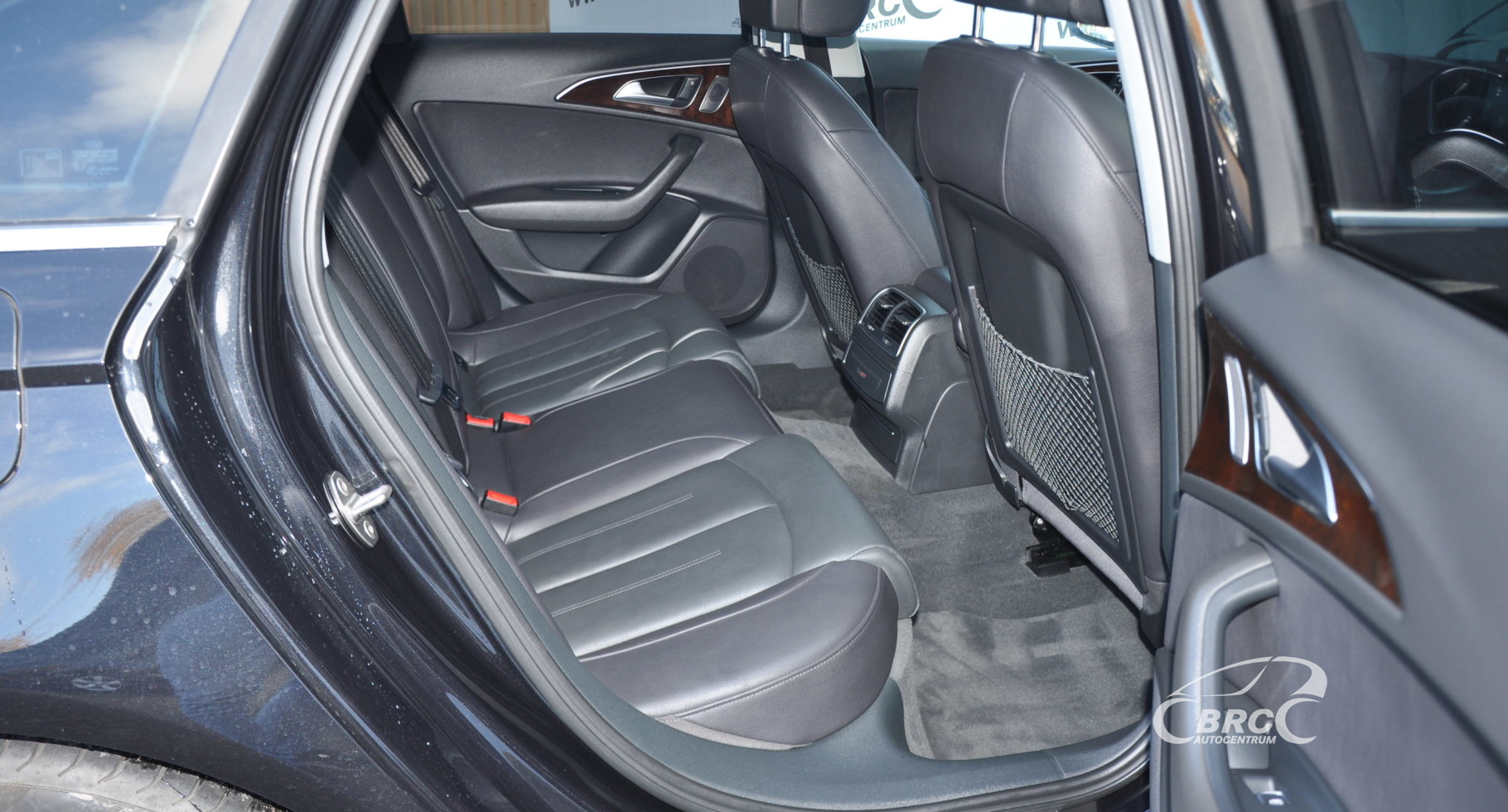 Audi A6 3.0 TFSI V6 Quattro Automatas
