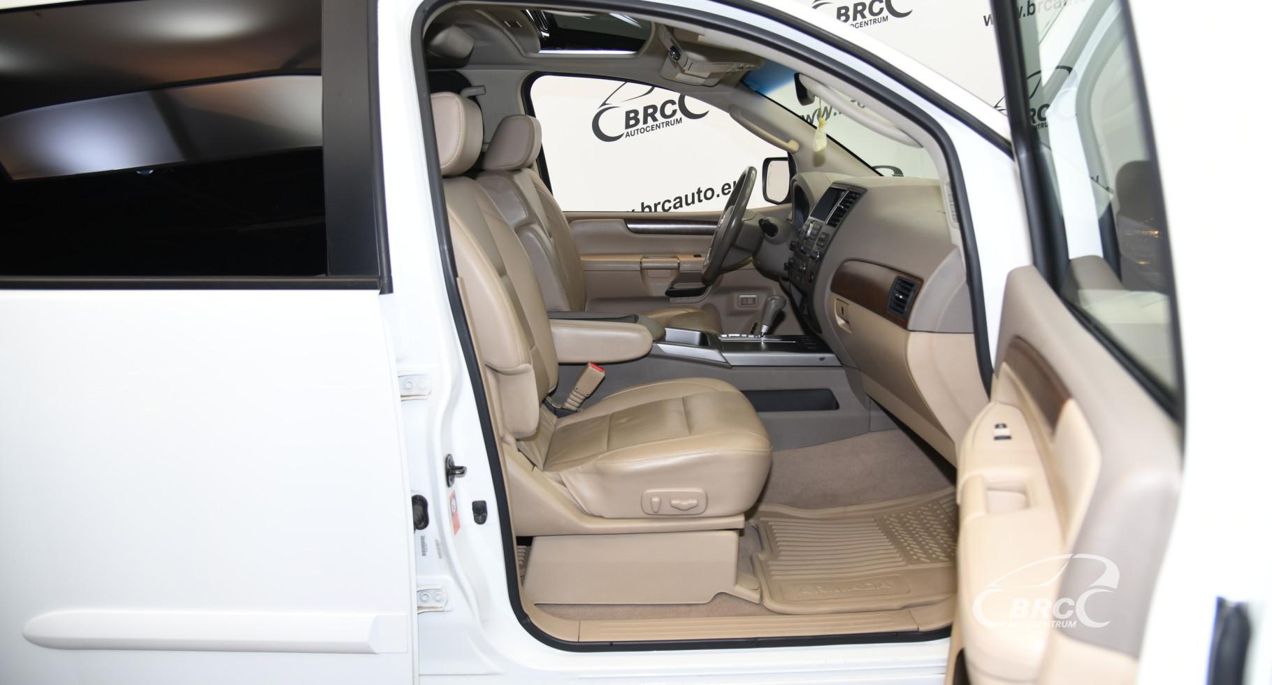 Nissan Armada 5.6 V8 LE Automatas