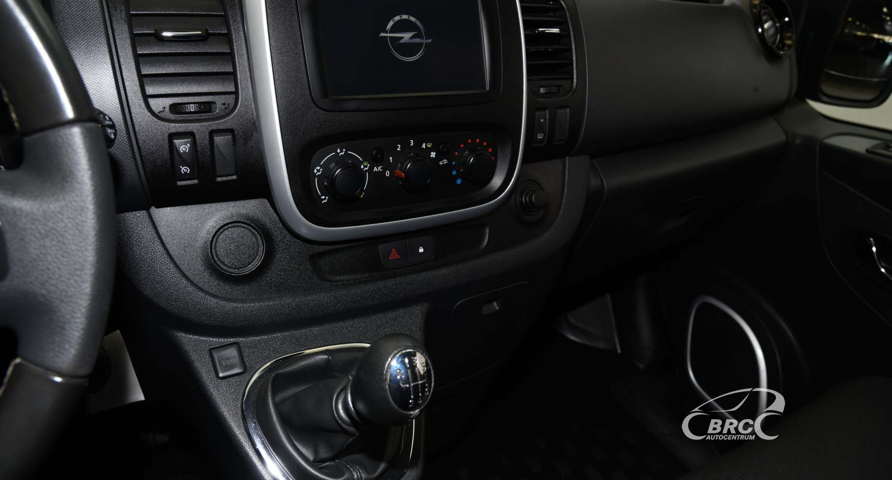 Opel Vivaro B CDTi