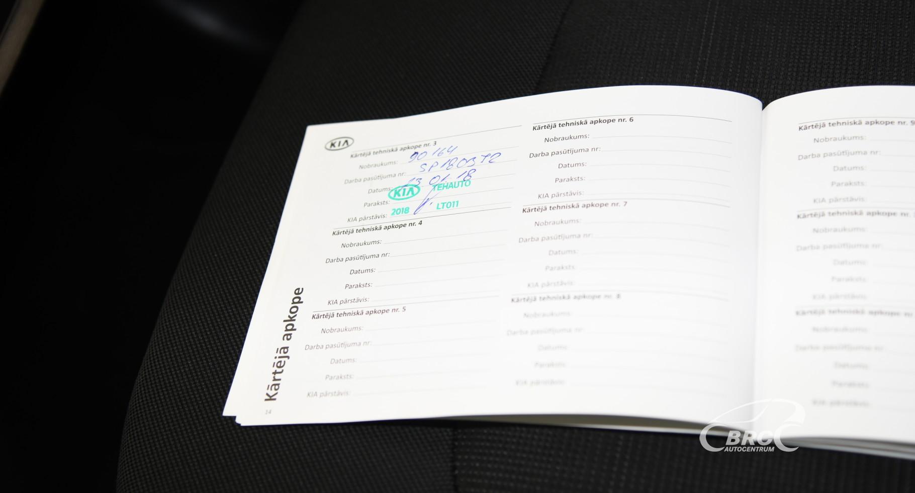 Kia Sportage 2.0 CRDI LX AWD
