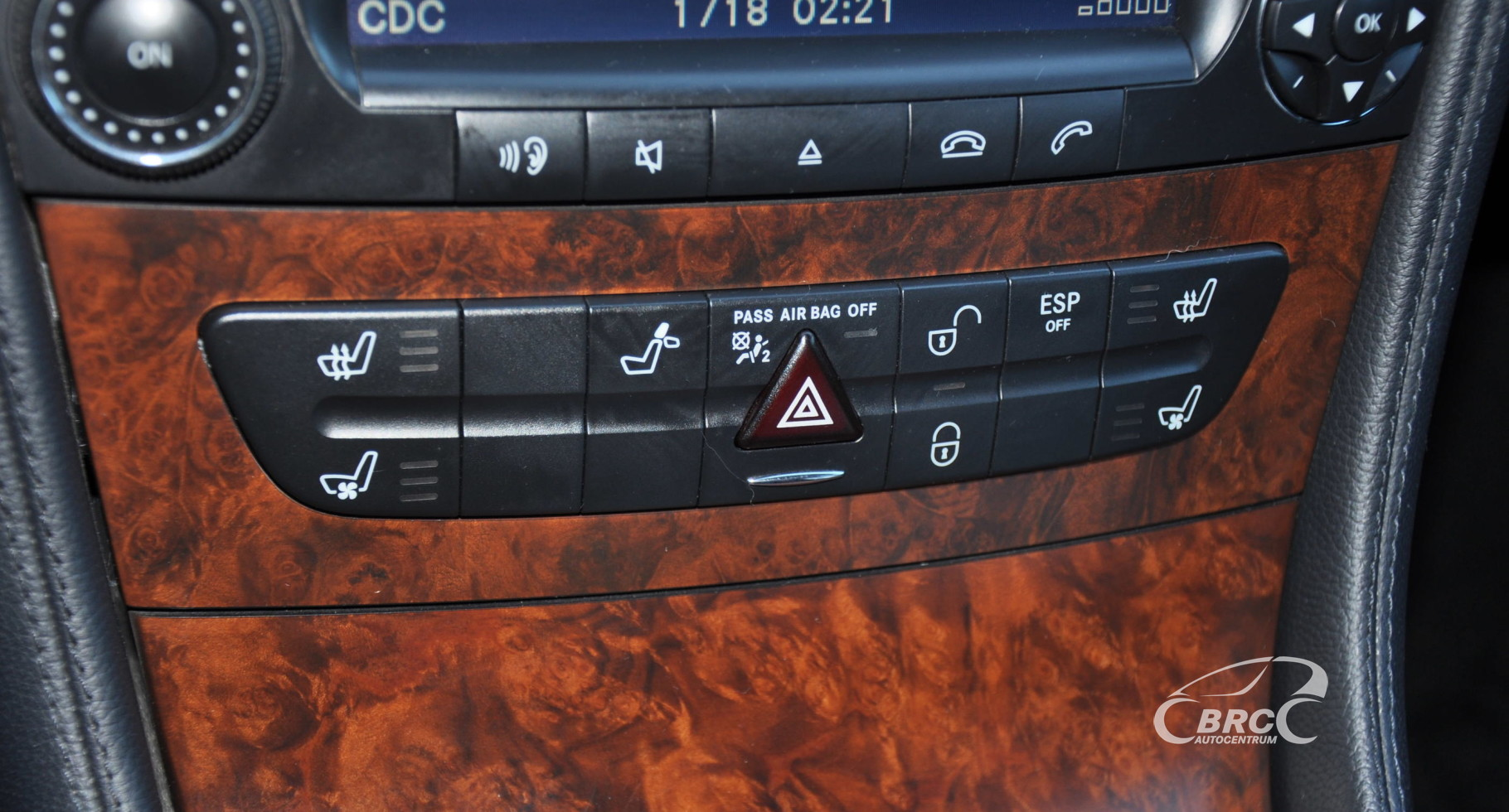 Mercedes-Benz CLS 500 Automatas