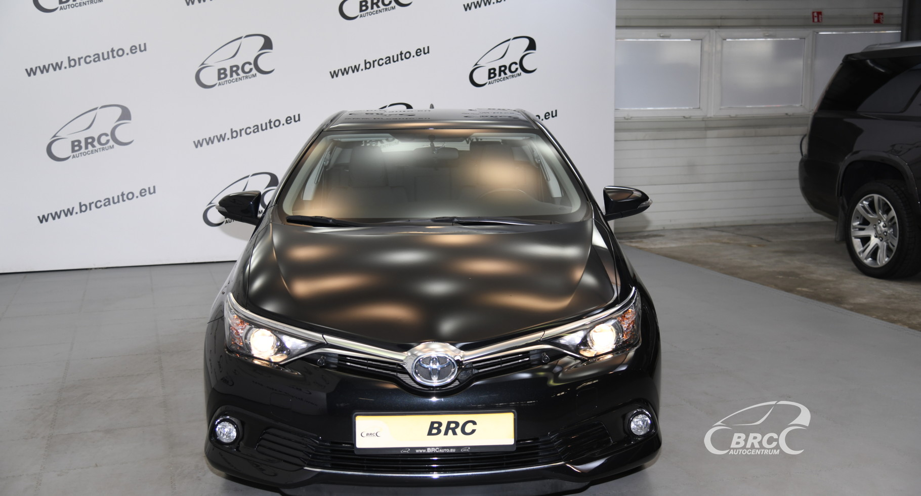 Toyota Auris 1.6 Valvematic Active