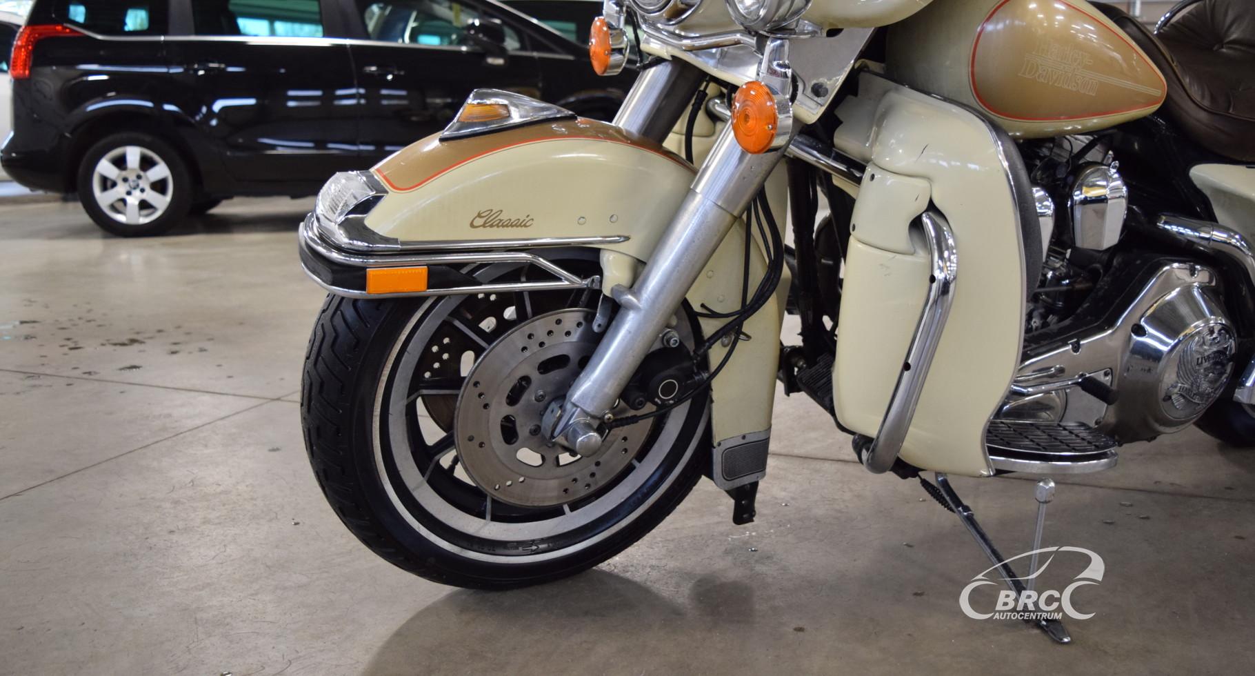 Harley-Davidson FLHTC