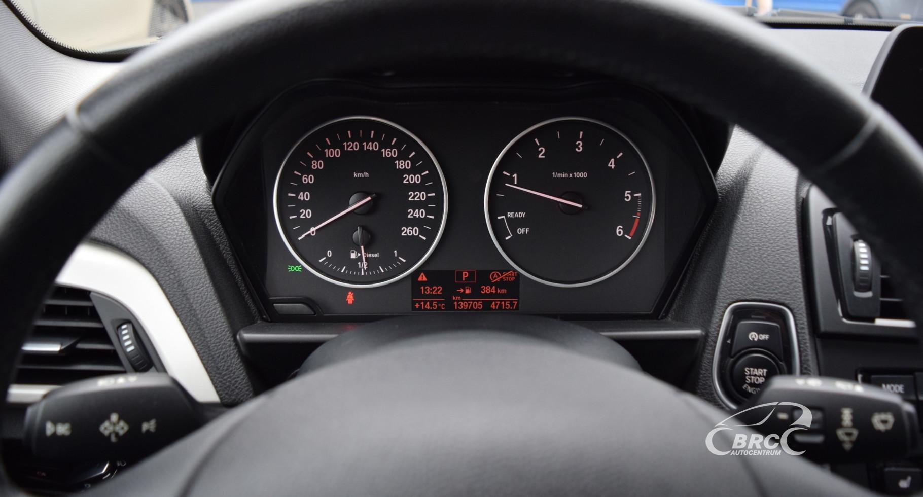 BMW 116 D A/T