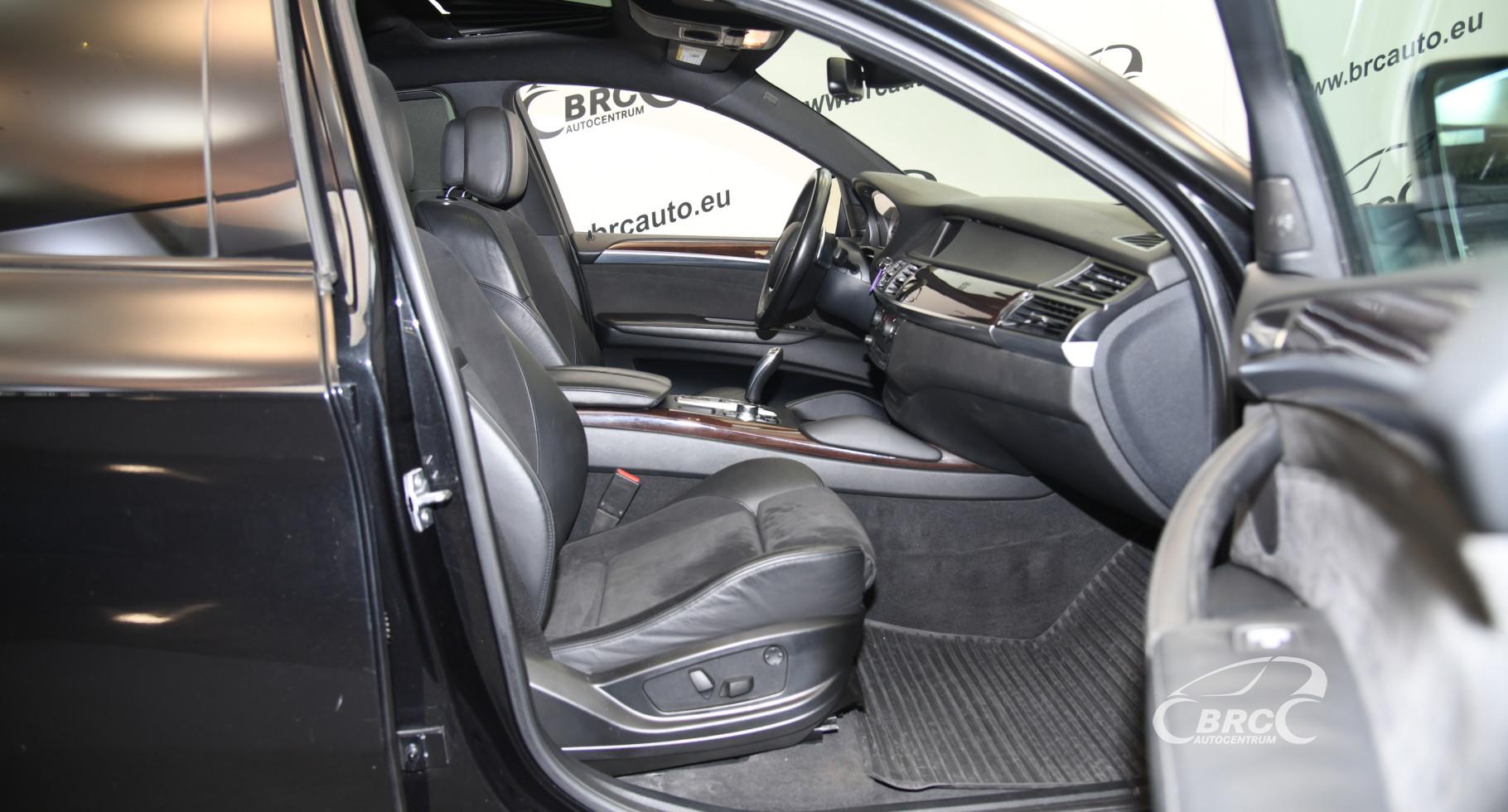 BMW X6 xDrive 35i Automatas
