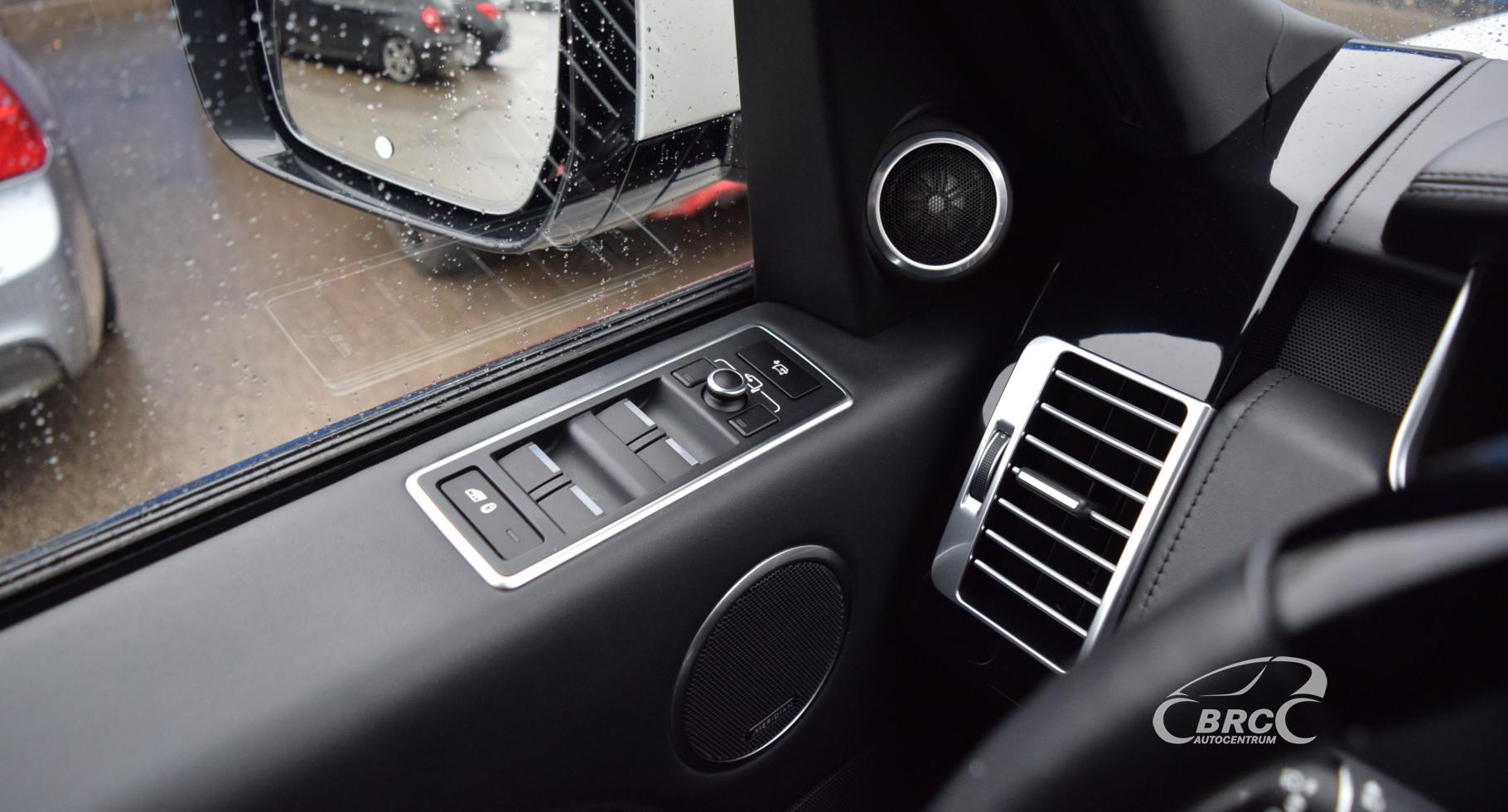 Land-Rover Range Rover Autobiography