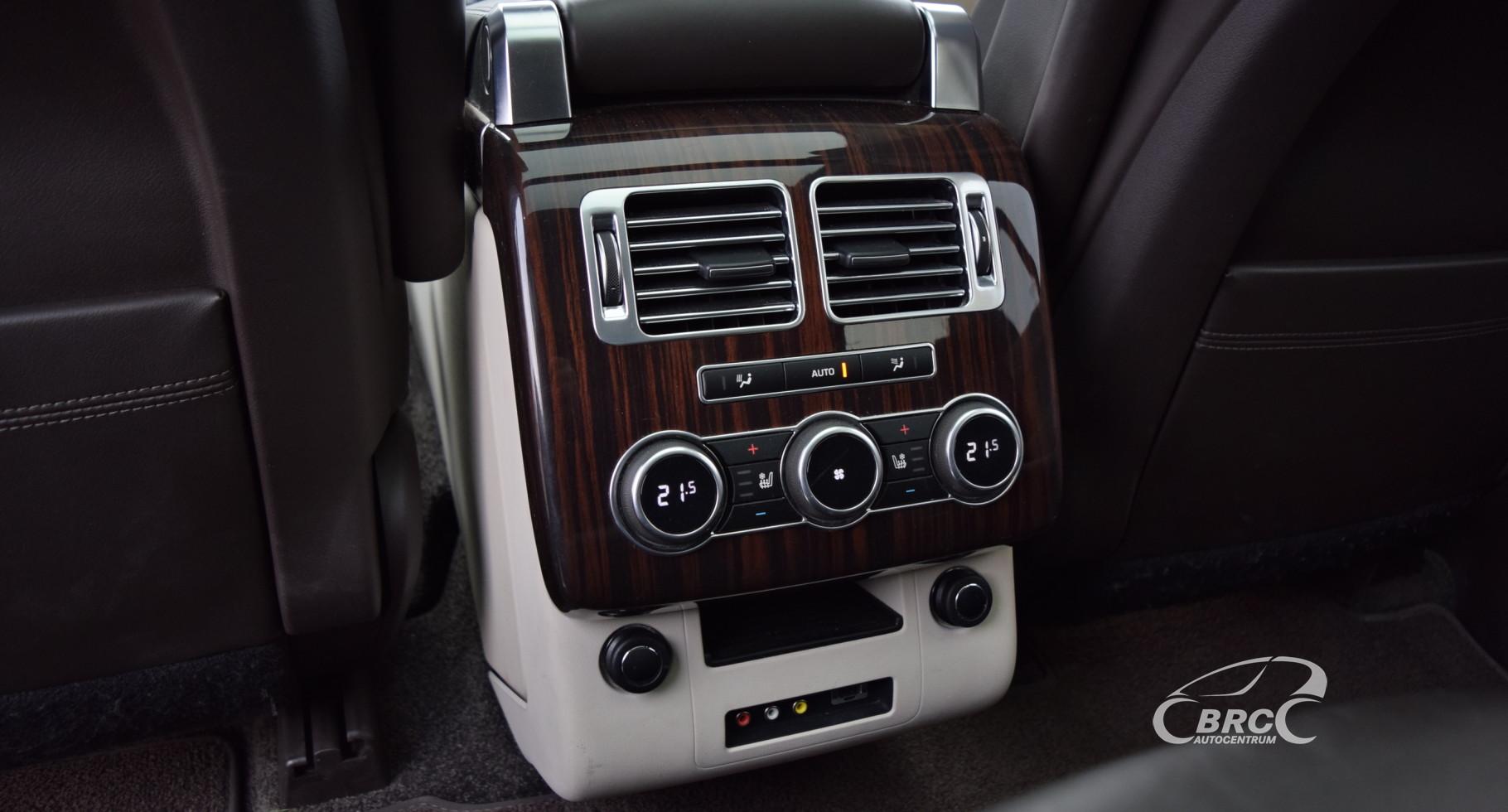 Land-Rover Range Rover Vogue SDV8