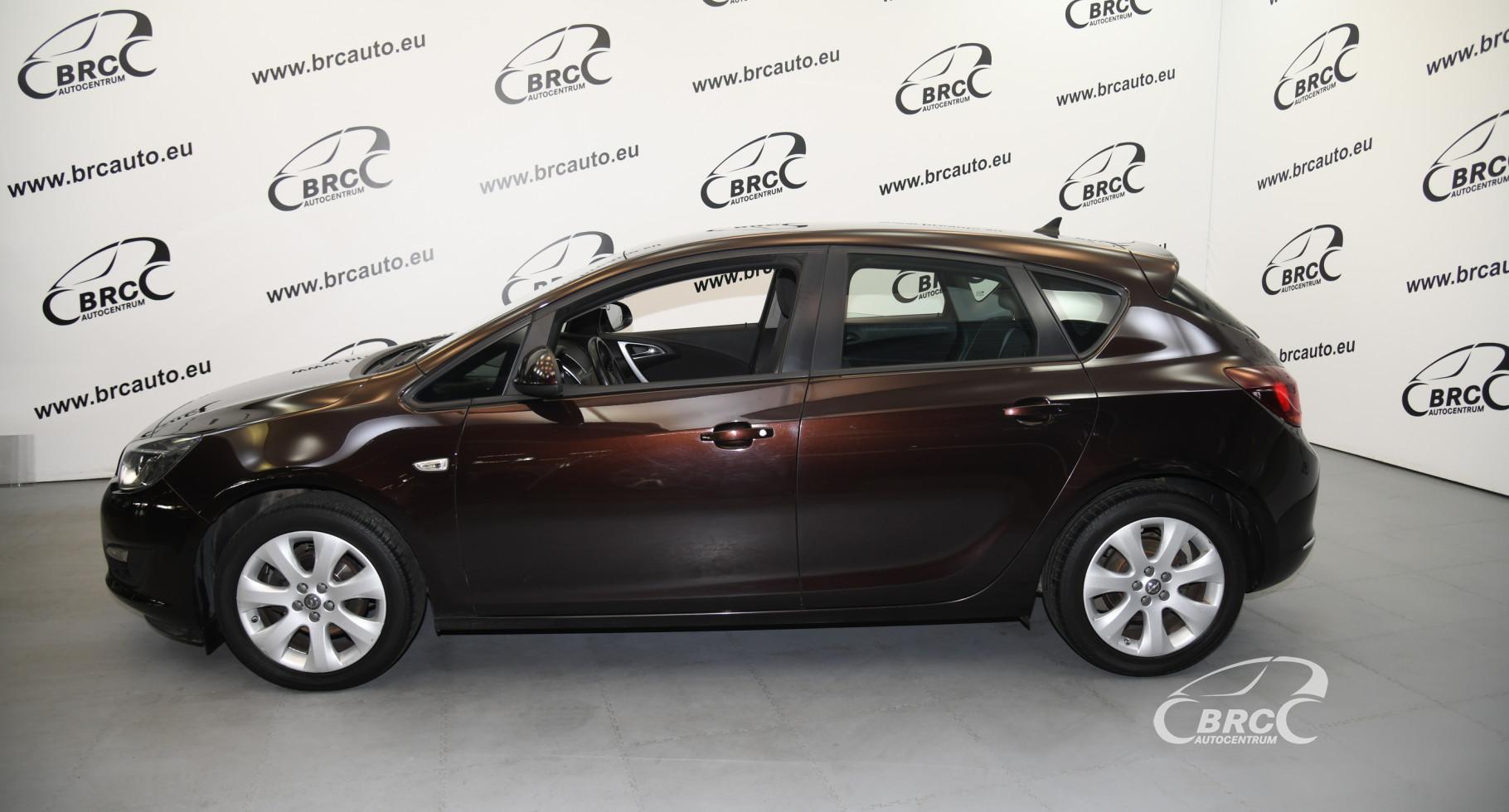 Opel Astra 1.4 i Turbo Cosmo