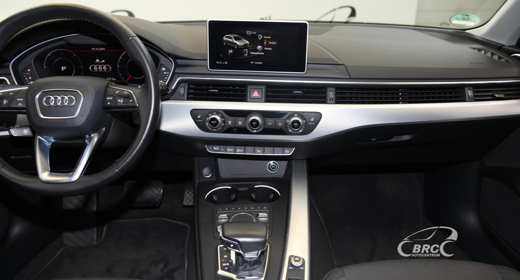 Audi A4 2.0 TDI Avant Automatas