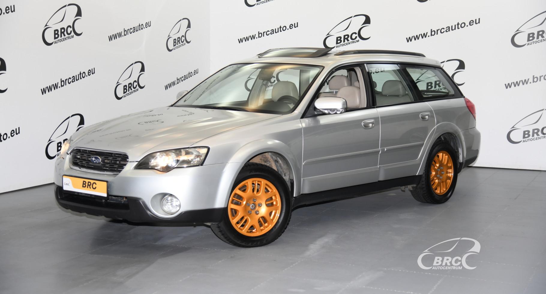 Subaru Outback 3.0 H6 AWD Automatas