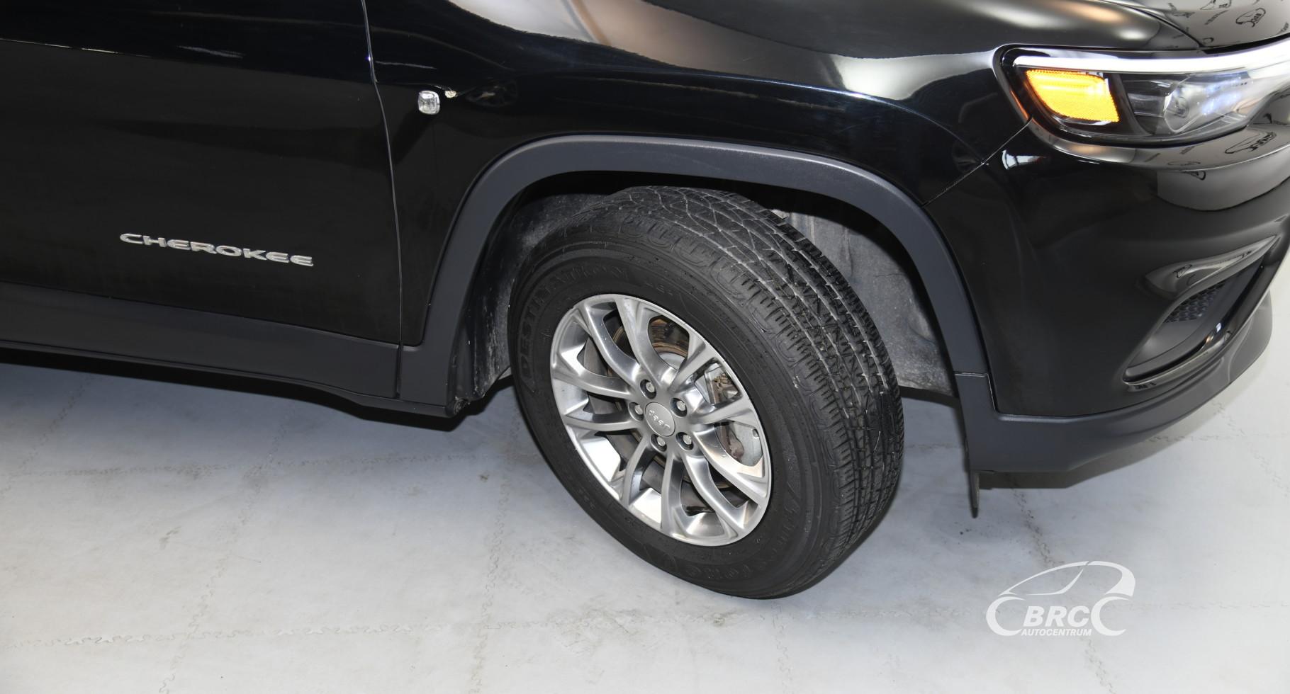 Jeep Cherokee 2.4i 4WD Latitude Automatas