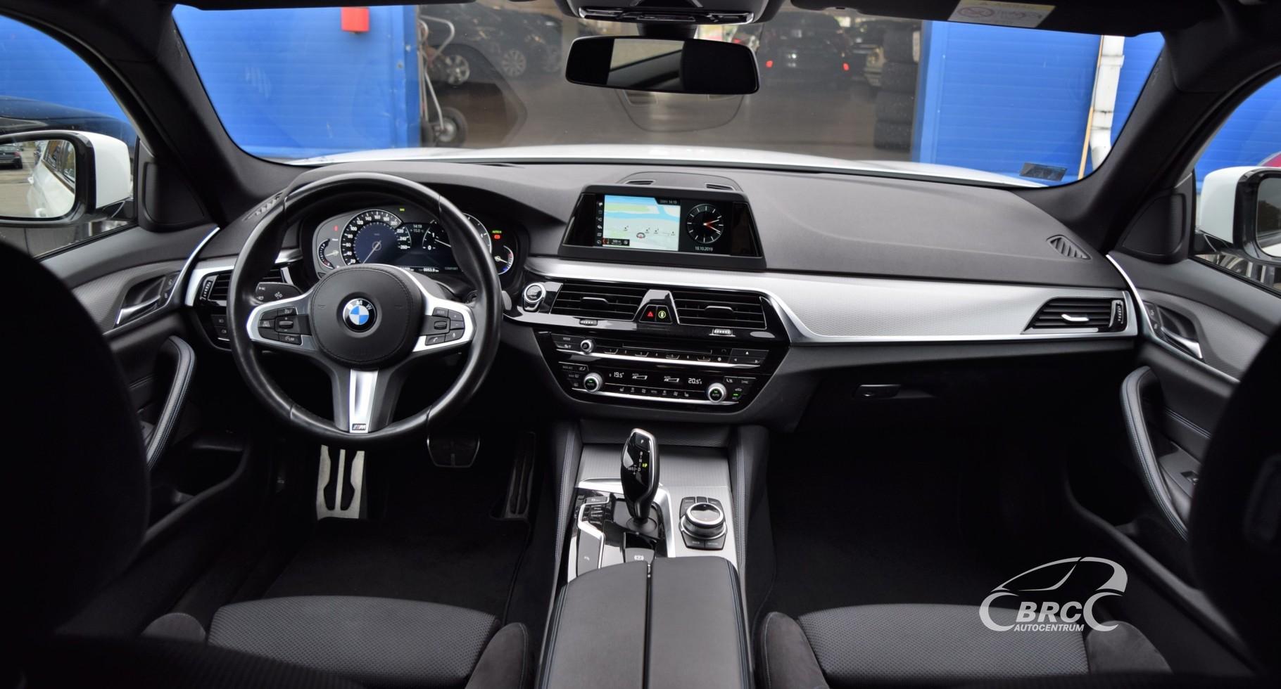 BMW 530 M-Pakete