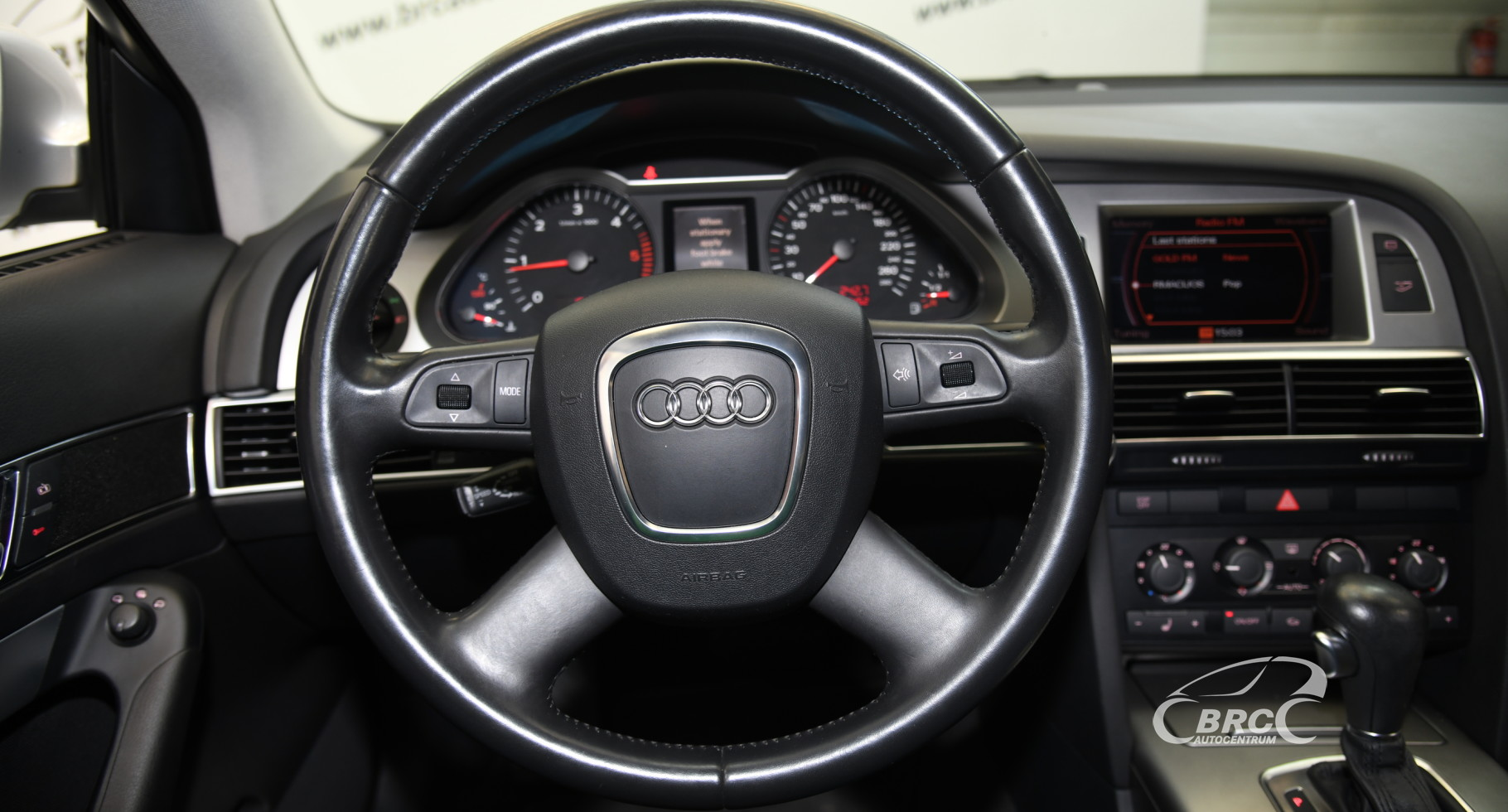 Audi A6 2.7 TDI Automatas