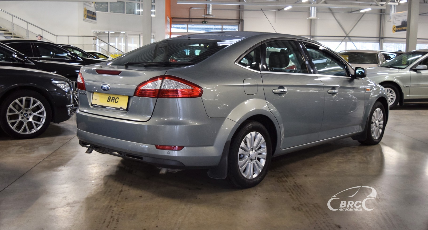 Ford Mondeo Duratec HE