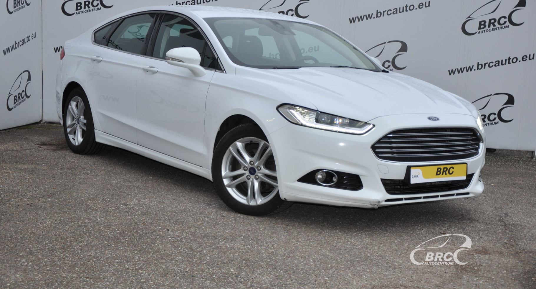 Ford Mondeo 1.5 ecoBoost