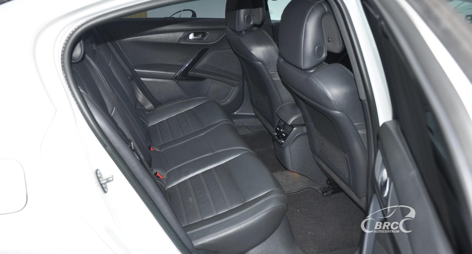 Peugeot 508 2.0 HDi Hybrid Automatas