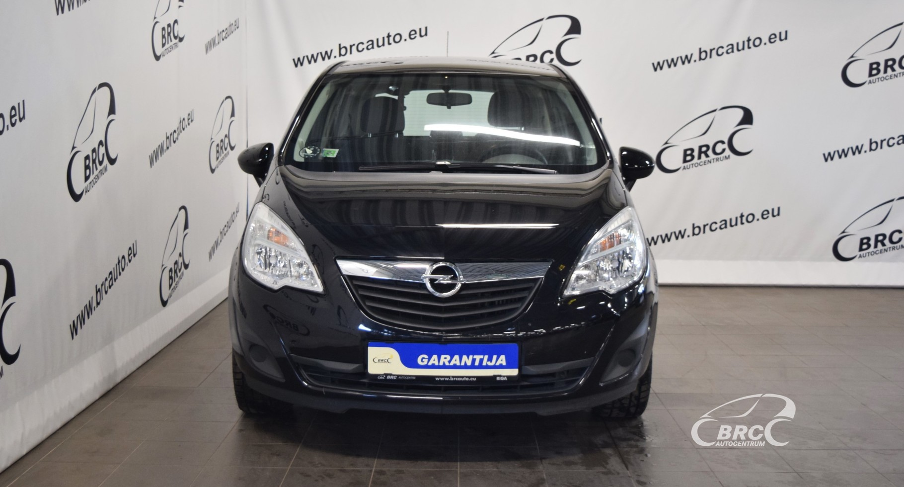 Opel Meriva CDTi M/T