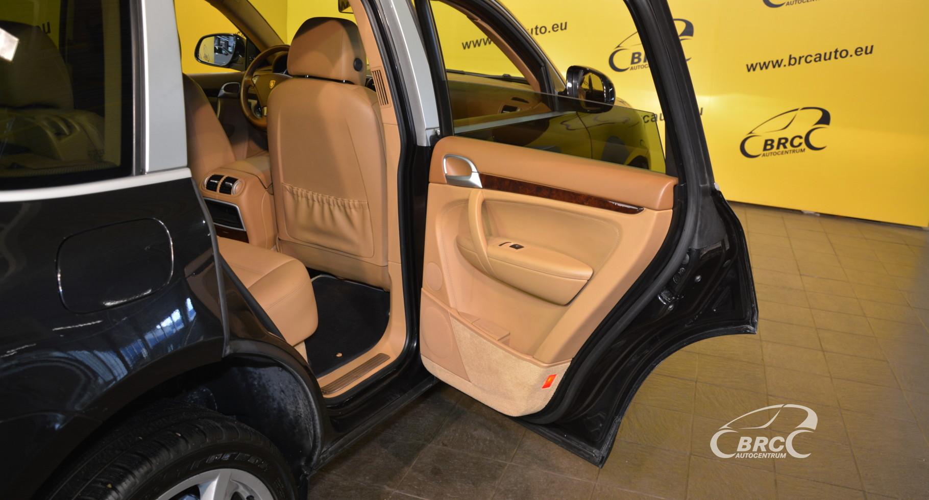 Porsche Cayenne S 4.5 Automatas DUJOS