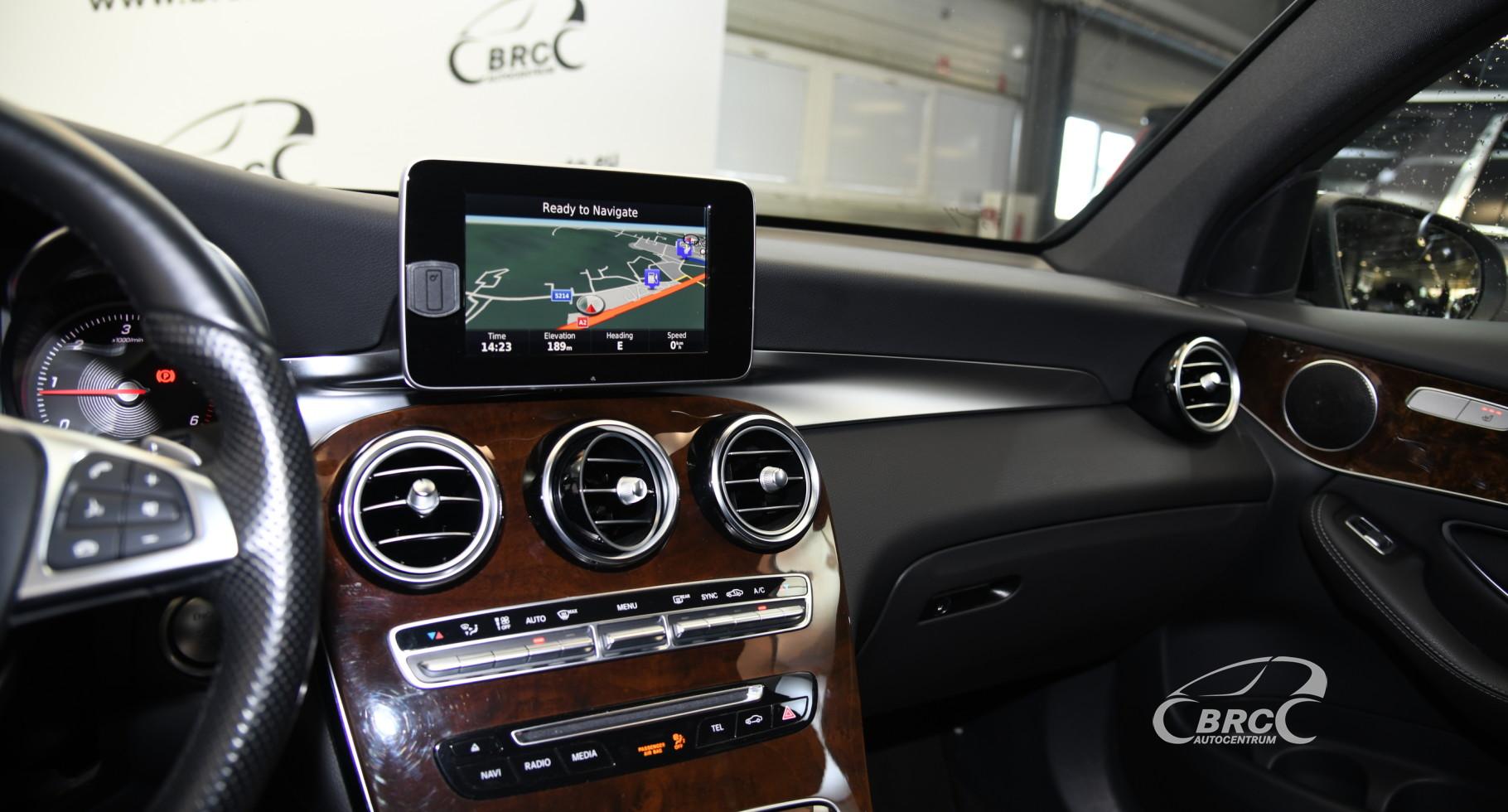Mercedes-Benz GLC 250 d 4MATIC Automatas