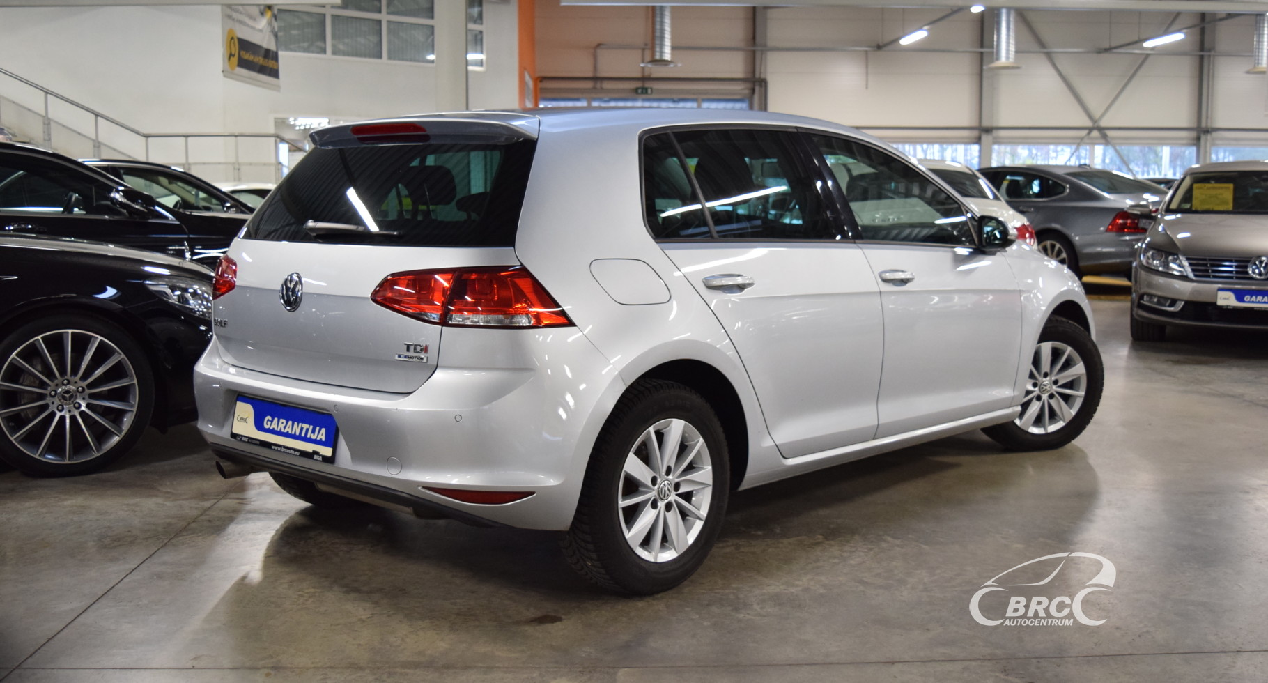 Volkswagen Golf TDi Bluemotion M/T