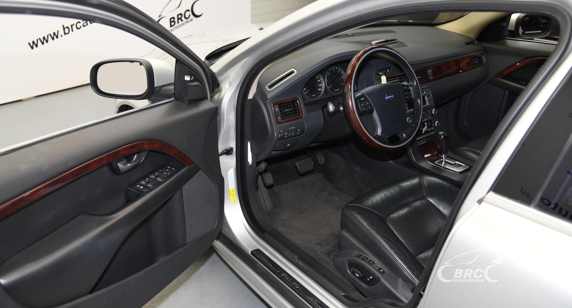 Volvo S80 2.4 D5 Automatas