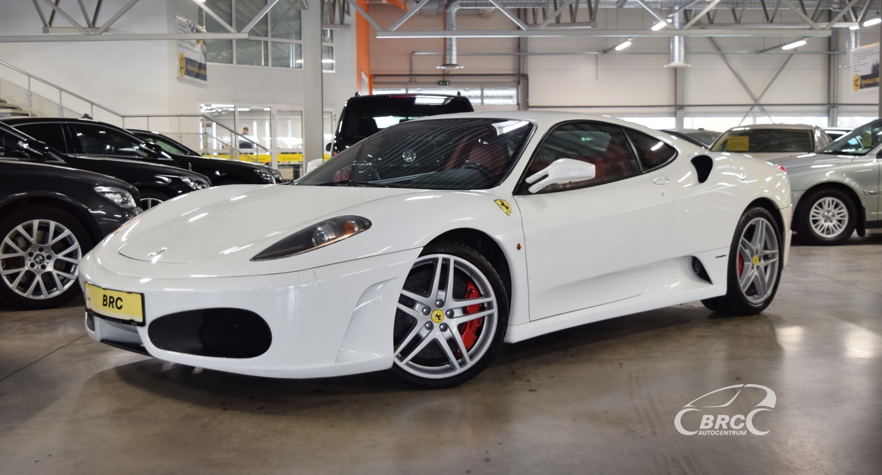 Ferrari F430 Ceramic Carbon
