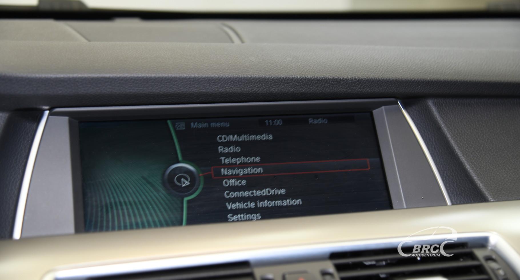BMW 535 Gran Turismo d xDrive M-paket Automatas