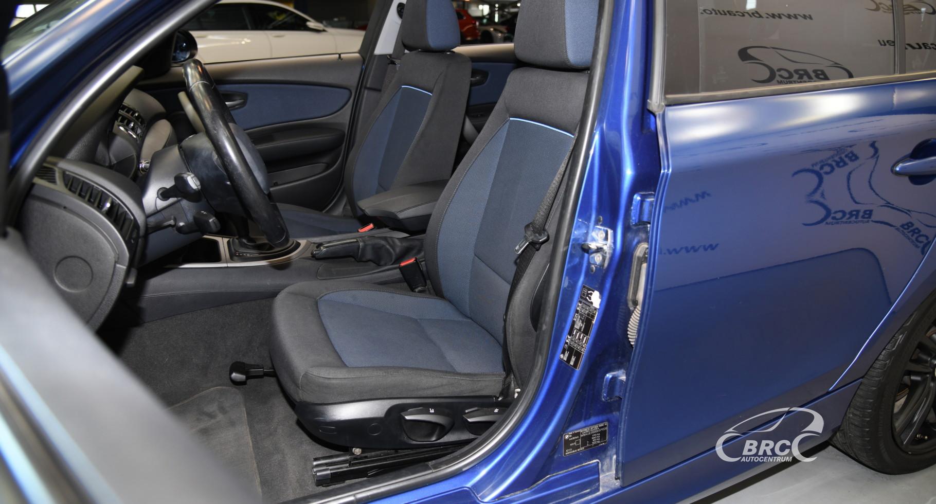 BMW 116 i Business Automatas