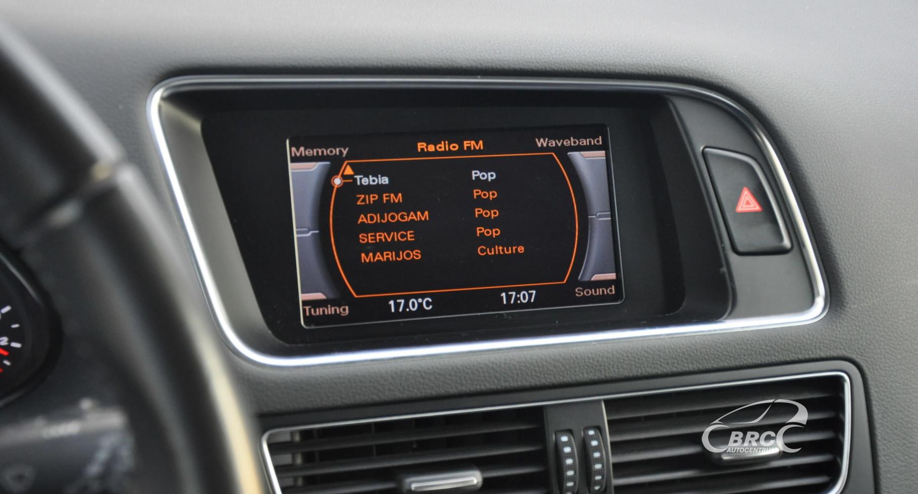 Audi Q5 2.0 TDI Quattro Automatas