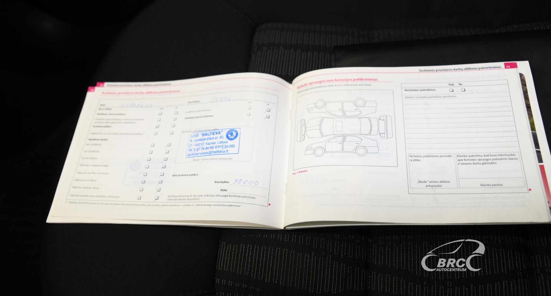 Skoda Octavia 1.9 TDi Elegance Automatas