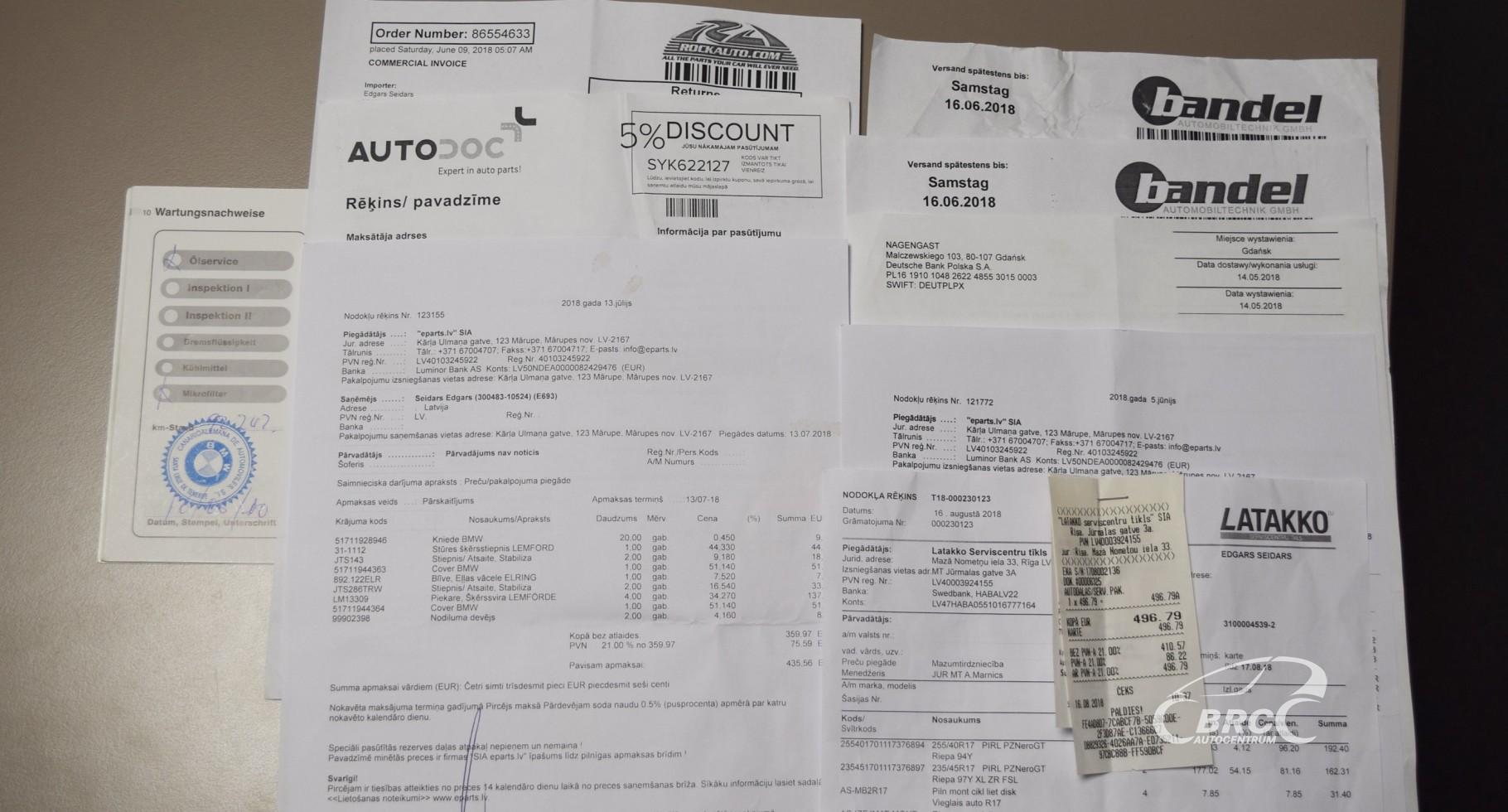 BMW M5 3.8