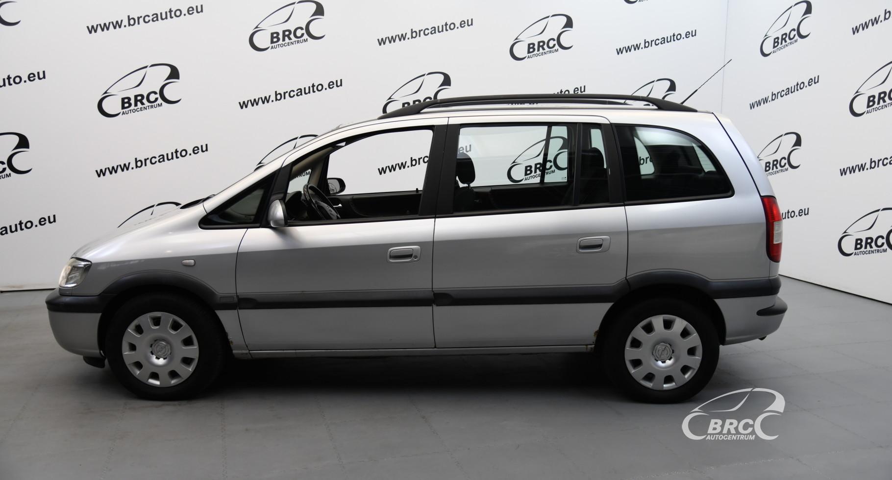 Opel Zafira 2.2 DTI Comfort