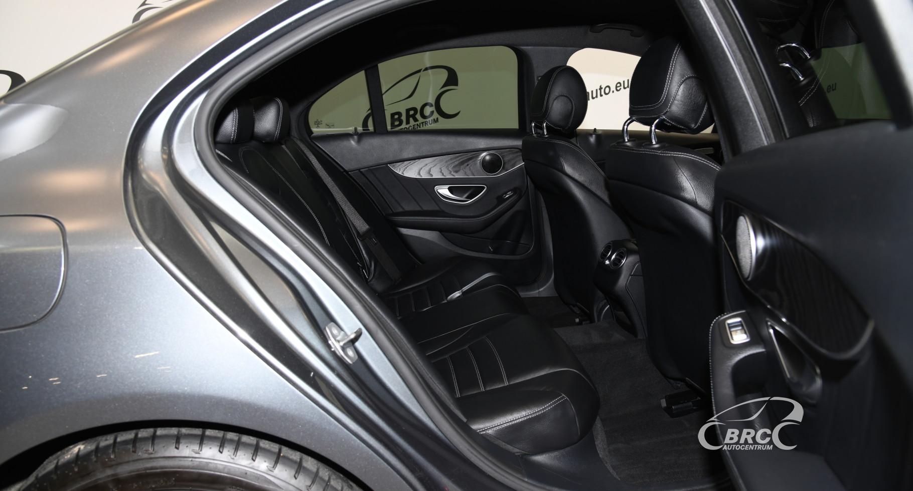 Mercedes-Benz C 220 CDI AMG Automatas