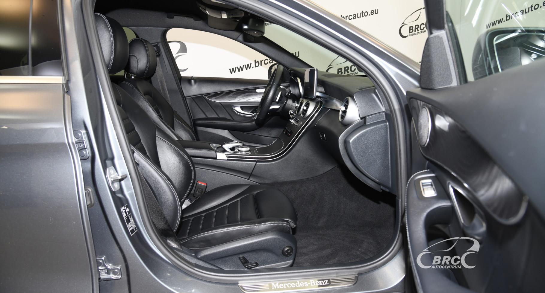 Mercedes-Benz C 220 CDI Automatas