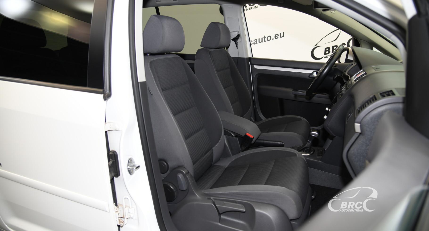 Volkswagen Touran 1.4 TSI Trend Automatas