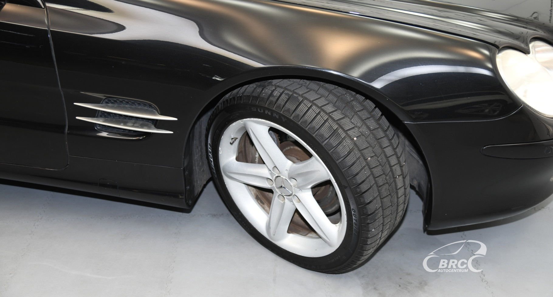 Mercedes-Benz SL 500 Automatas