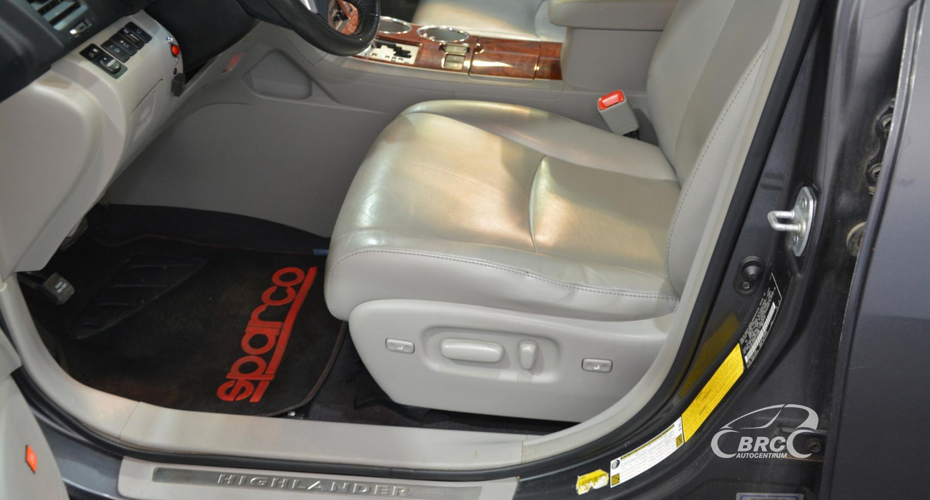 Toyota Highlander Automatas
