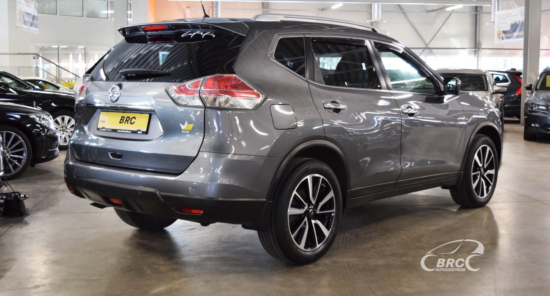 Nissan X-Trail D A/T